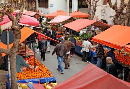 Διευκρίνηση του Υπουργείου Ανάπτυξης: Απαγορεύονται τα πανηγύρια, όχι οι αγορές(εμποροπανηγύρεις, κυριακάτικες αγορές, χριστουγεννιάτικες και πασχαλινές αγορές, λοιπές οργανωμένες αγορές)